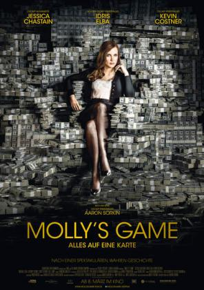 Filmbeschreibung zu Molly's Game