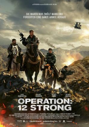 Filmbeschreibung zu Operation: 12 Strong
