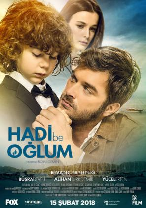 Filmplakat von Hadi Be Oglum