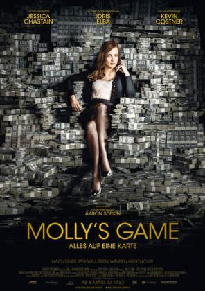 Filmplakat von Molly's Game (OV)