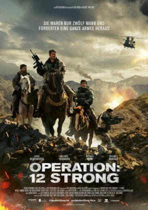 Operation: 12 Strong (OV)