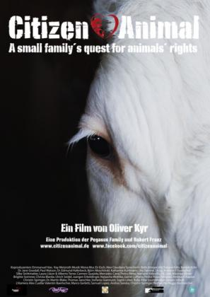 Citizen Animal - A Small Family's Quest for Animal Rights