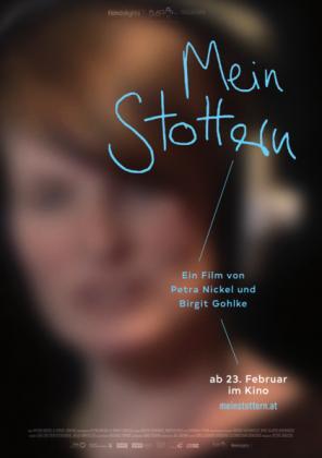 Filmplakat von Mein Stottern