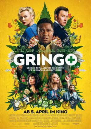 Filmbeschreibung zu Gringo