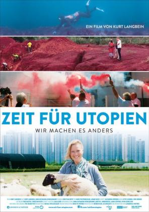 Filmplakat von Zeit für Utopien