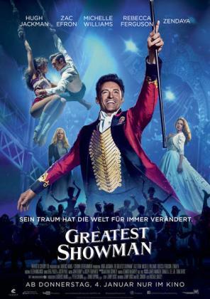 Filmplakat von Greatest Showman (Sing-Along) (OV)