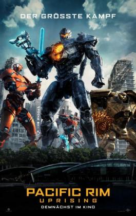 Pacific Rim 2: Uprising 3D (OV)