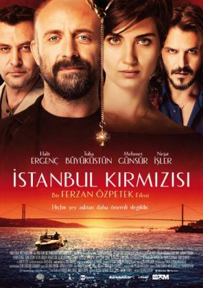 23. Filmfestival Türkei/Deutschland Nürnberg 2018: Istanbul Kirmizisi (OV)