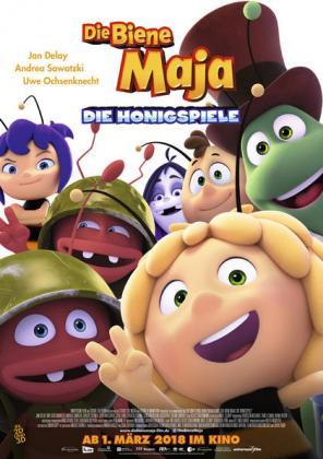 Die Biene Maja - Die Honigspiele 4D