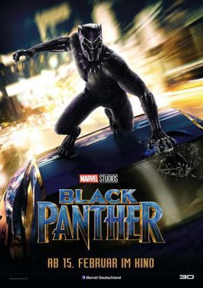 Black Panther 4D