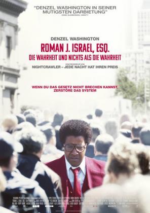 Roman J. Israel, ESQ. - Die Wahrheit und nichts als die Wahrheit (OV)