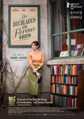 Filmbeschreibung zu Der Buchladen der Florence Green (OV)