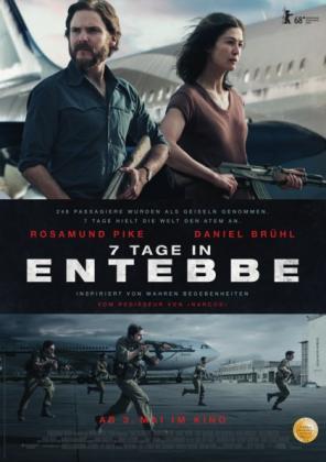 Filmbeschreibung zu 7 Tage in Entebbe