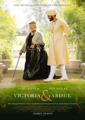 Gourmet & Film: Victoria & Abdul