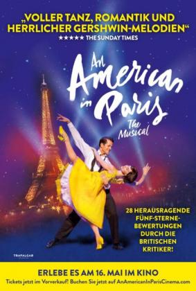 Filmplakat von An American in Paris - The Musical