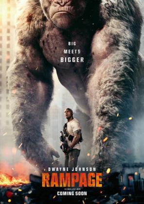 Filmbeschreibung zu Rampage - Big Meets Bigger