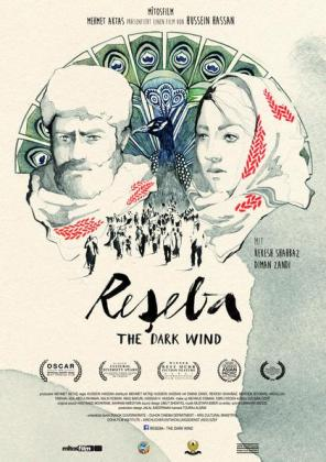 Filmplakat von Reseba - The Dark Wind