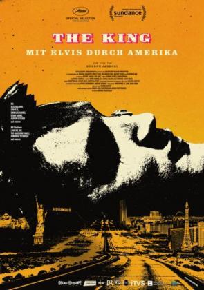 Filmplakat von The King - mit Elvis durch Amerika (OV)