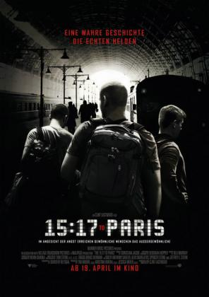 The 15:17 to Paris (OV)