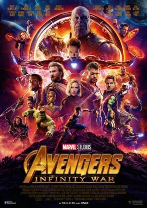 Avengers: Infinity War 3D (OV)
