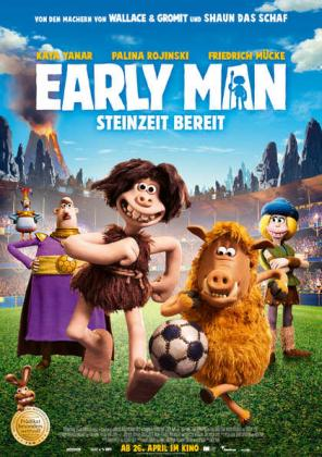 Early Man - Steinzeit bereit 3D