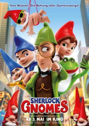 Sherlock Gnomes 3D (OV)