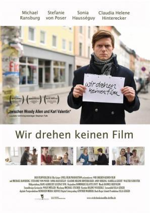 Filmbeschreibung zu Wir drehen keinen Film