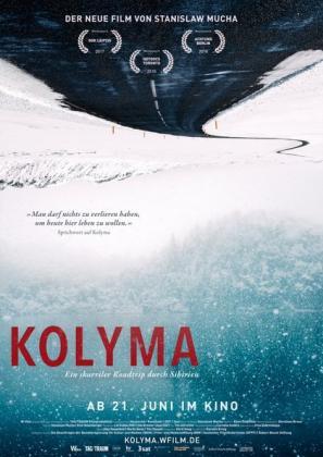 Filmplakat von Kolyma