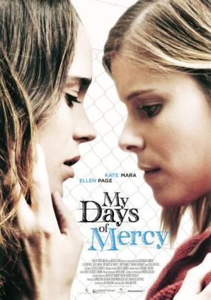 Filmplakat von My Days of Mercy (OV)
