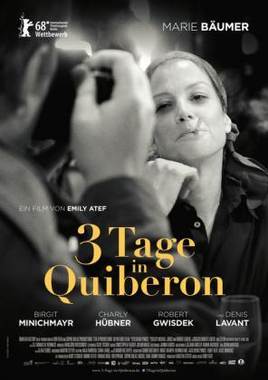 Filmbeschreibung zu Ü 50: 3 Tage in Quiberon