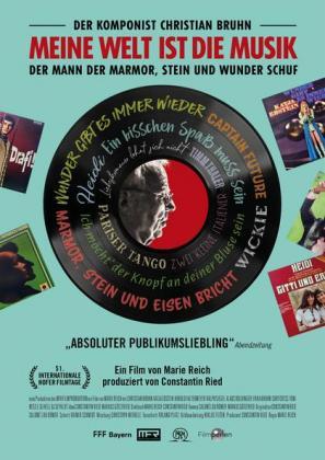 Filmbeschreibung zu Meine Welt ist die Musik - Der Komponist Christian Bruhn