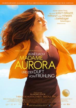 Ü 50: Madame Aurora und der Duft von Frühling