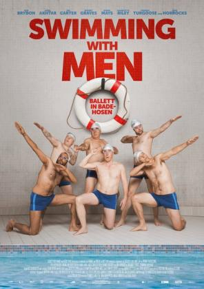 Swimming with Men (OV)