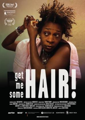 Filmplakat von Get me some HAIR!