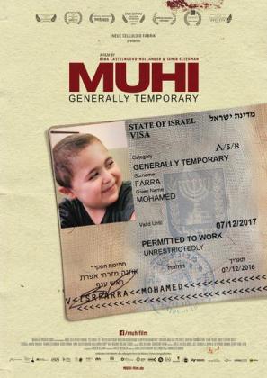 Filmplakat von Muhi - Generally Temporary