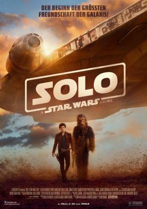 Solo: A Star Wars Story 4D