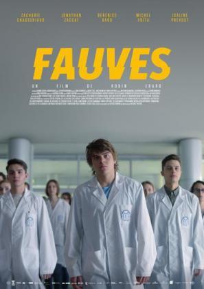 Filmplakat von Fauves (OV)