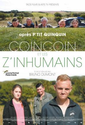 Filmplakat von Coin Coin et les Z'Inhumains (OV)