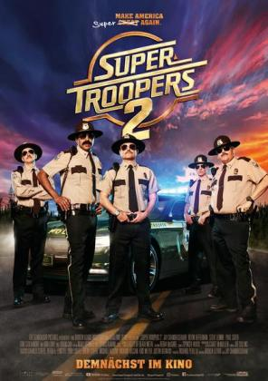 Super Troopers 2 (OV)