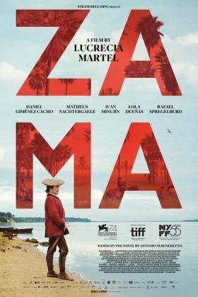 Filmbeschreibung zu Zama