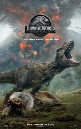 Jurassic World: Das gefallene Königreich 4D