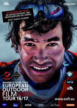 Filmplakat von European Outdoor Film Tour 17/18