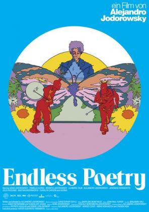 Filmplakat von Endless Poetry