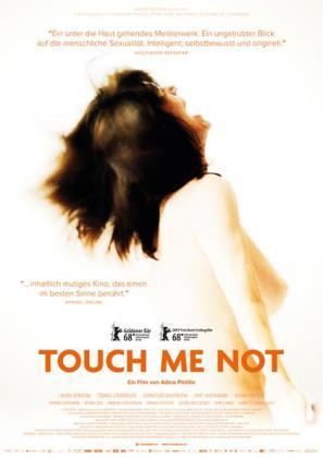 Filmplakat von Touch me not (OV)