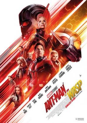 Filmbeschreibung zu Ant-Man and the Wasp