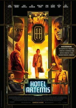 Hotel Artemis (OV)