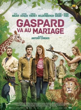 Gaspard va au Mariage (OV)