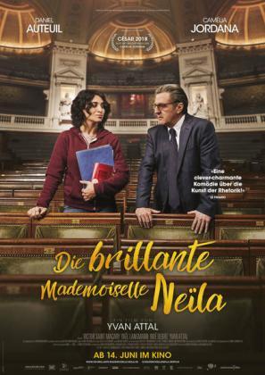 Filmbeschreibung zu Ü 50: Die brillante Mademoiselle Neila