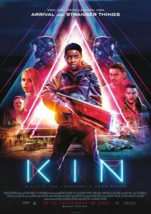 Filmplakat von Kin