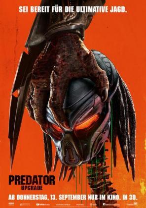 Filmbeschreibung zu Predator - Upgrade